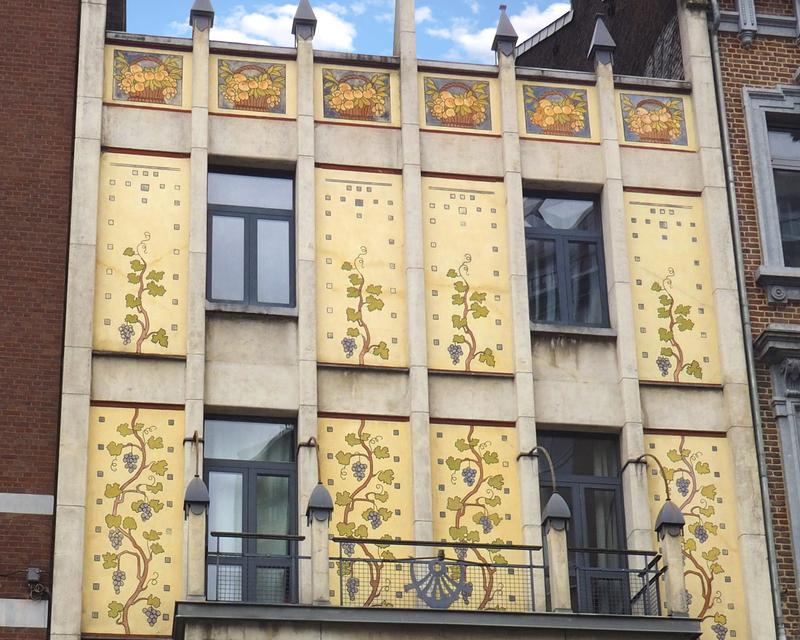 Liège Dartois